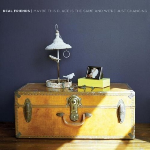_Real Friends - Maybe This Place is the Same and We're Just Changing_
